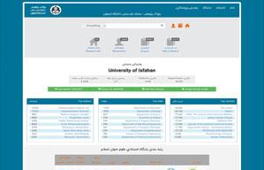سای اکسپلور – سامانه ی علم سنجی دانشگاه شهید مدنی آذربایجان